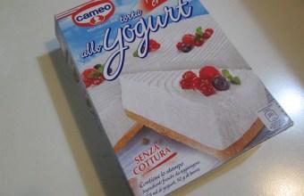 Provato per te, torta allo yogurt Cameo