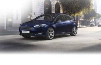 Nuova Ford Focus con Active Park Assist