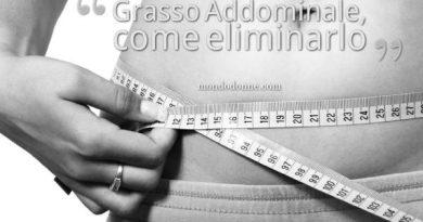 grasso addominale