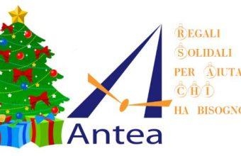 Natale, regali solidali con Antea Associazione Onlus