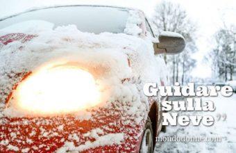 Guidare sulla Neve, come fare e cosa serve