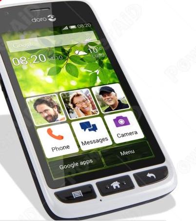 cellulare per anziani senior phone