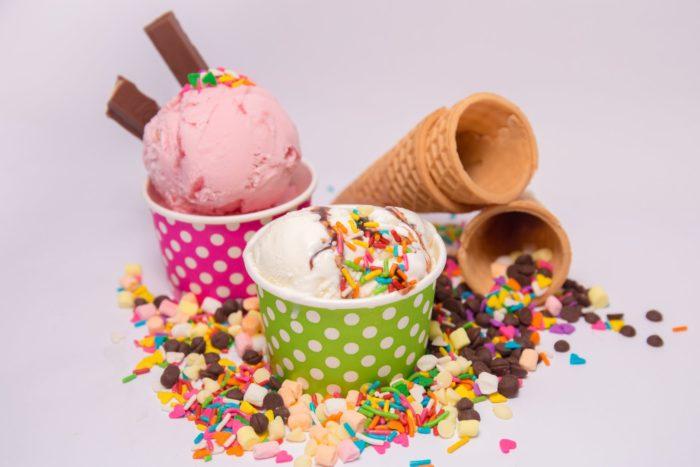 il gelato fa ingrassare?