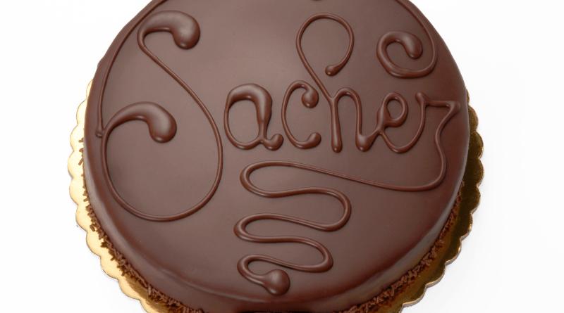 Torta sacher al cioccolato, dolce tradizionale viennese