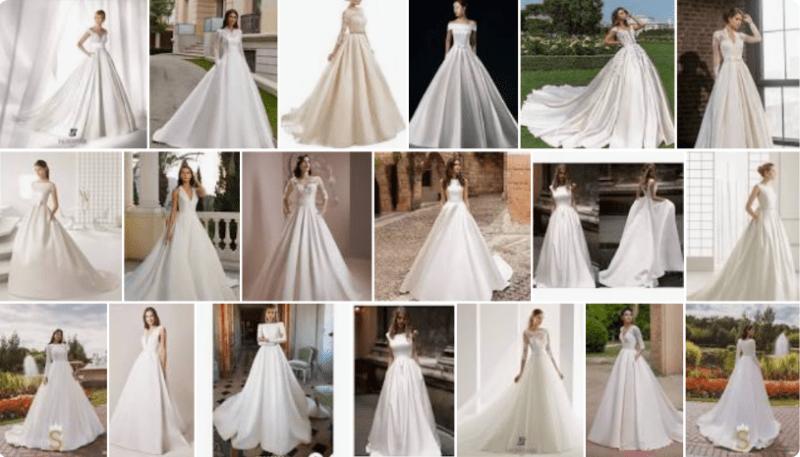 Tessuti per abiti da sposa, tutte le info per sceglierli