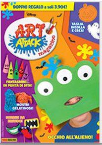 Migliori riviste per bambini, scontatissime art attack