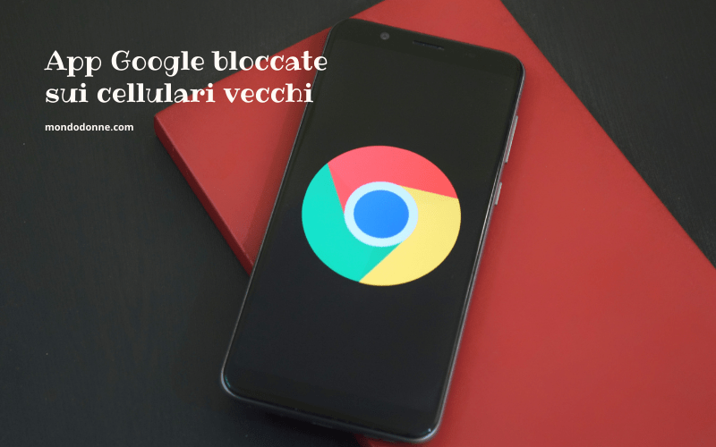 Gmail, Google Maps, Youtube, bloccati sui dispositivi Android