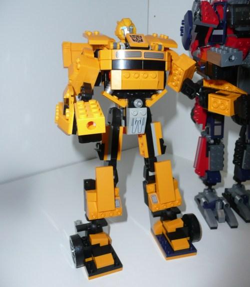transformer Kre-o bee