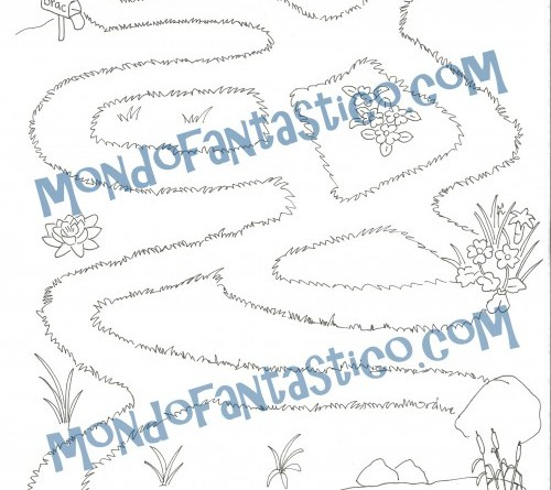labirinto, giochi per bambini