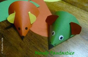 Topolino: origami per bambini