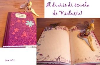 Diario scuola di Violetta