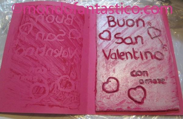San valentino per bambini