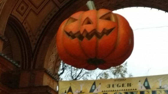 Halloween tivoli copenhagen