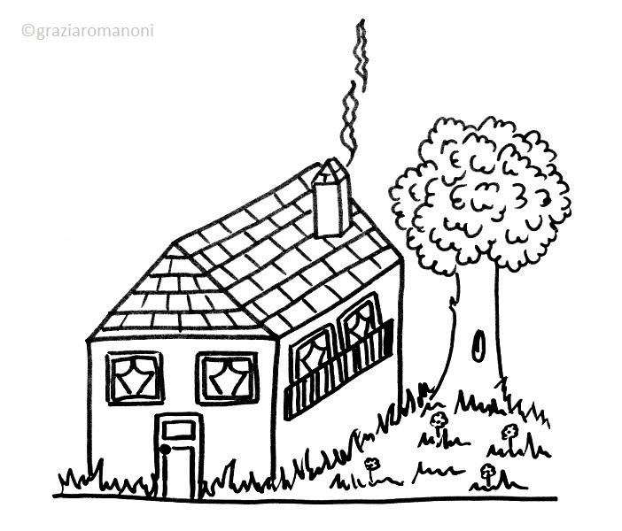 C come casa dolce casa lettere dell 39 alfabeto for Dolce casa di fuga