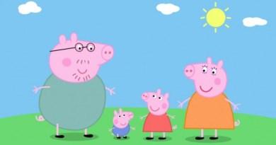 La storia di Peppa Pig
