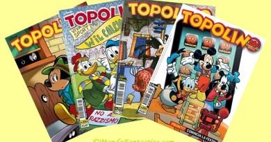 Fumetti per bambini -Topolino Disney