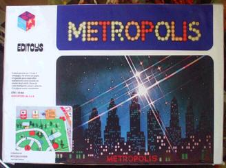 metropolis gioco da tavolo