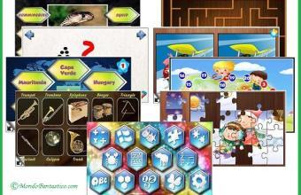 Apps per bambini: giochi per bambini Brillante