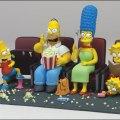 Action figures i Simpson