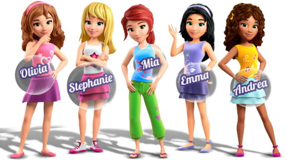 Le Lego Friends