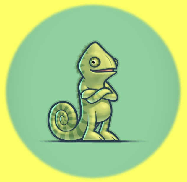 Giacomino il camaleonte birichino