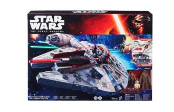 Millennium Falcon, Star Wars Il Risveglio della Forza