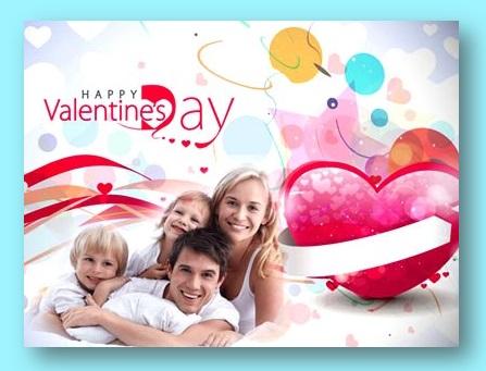 Felice giorno di San Valentino