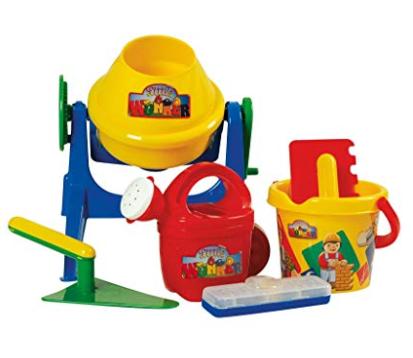 betoniera giocattolo
