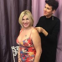 Nadia Rinaldi sceglie i costumi e la consulenza di Pati Jo' per affrontare L'Isola dei Famosi 2018 con il suo nuovo corpo!