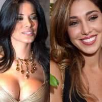 Belen Rodriguez e Aida Yespica cognate? Ecco cosa ne pensa l'argentina