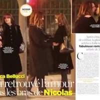 Monica Bellucci bacia un uomo di diciotto anni più giovane