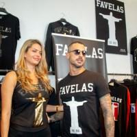 Fabrizio Corona in coppia con Natalia Bush