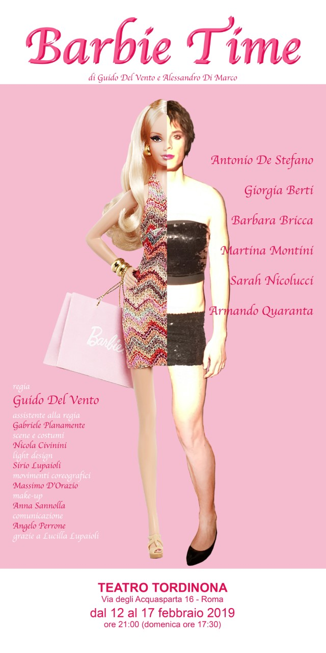 Grazie Barbie!