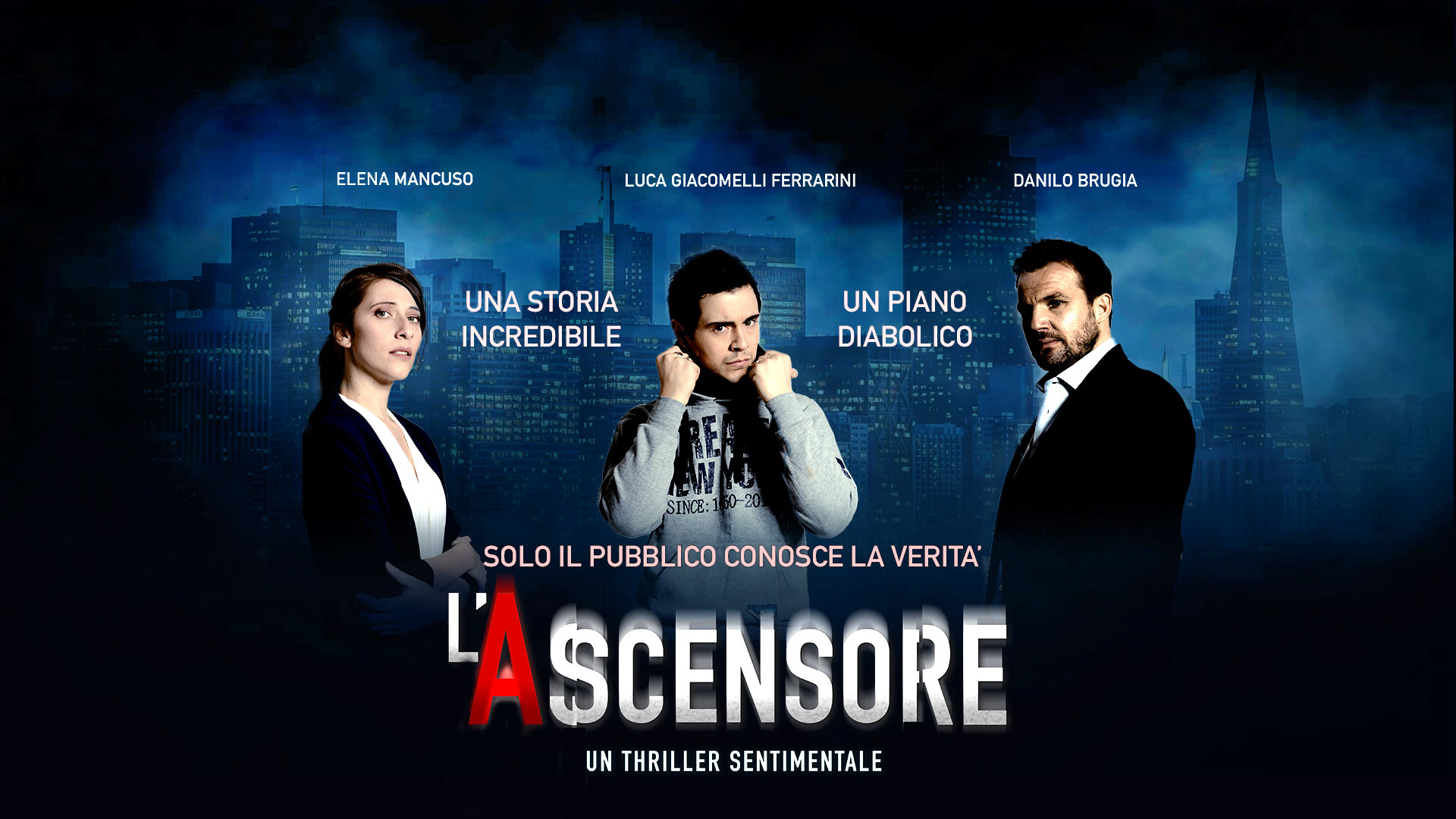 """""""L'ASCENSORE"""" RIPARTE DA MILANO"""
