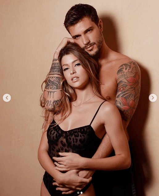 Andrea Zelletta: ecco con chi è avvenuto il presunto tradimento di Natalia Paragoni