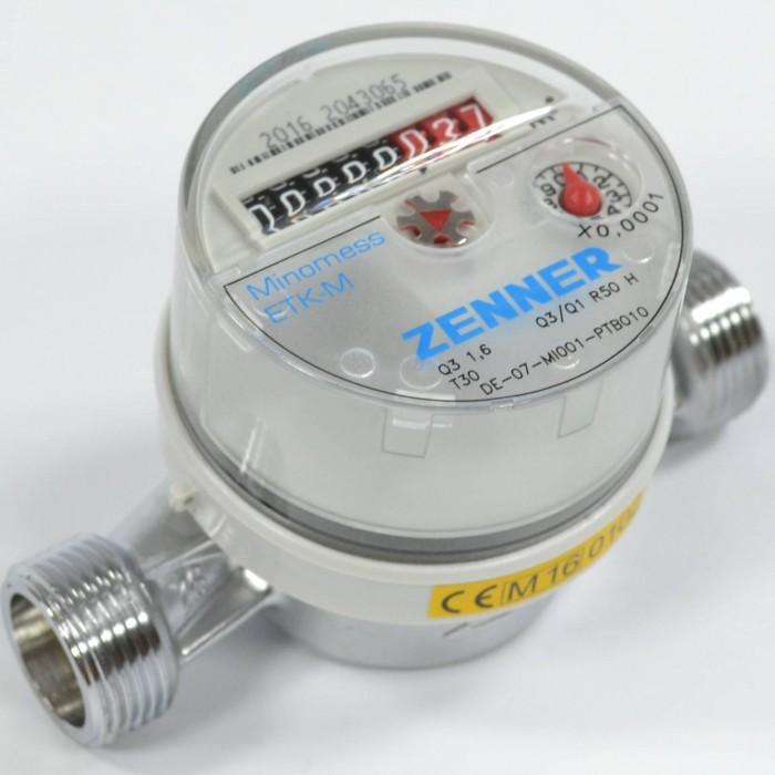 Con le dimensioni contenute, l'orologeria di precisione e la sua praticità, il contatore Zenner ETK-M è un prodotto valido e meritevole.