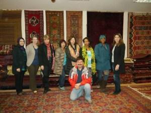 Viaggio a Samarkanda - TWIG