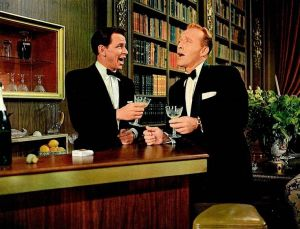 Inspiration Frank Sinatra and Bing Crosby Swell Party