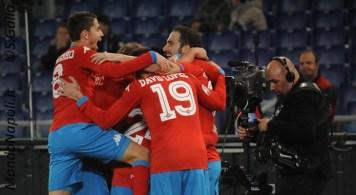 Higuain Napoli gol Lazio-Napoli