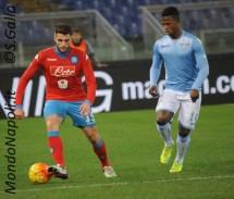 David Lopez Keita Lazio-Napoli