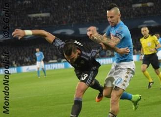 Napoli - Real Madrid hamsik