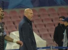 Napoli - Real Madrid zidane