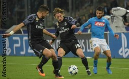 Napoli - Real Madrid insigne modric
