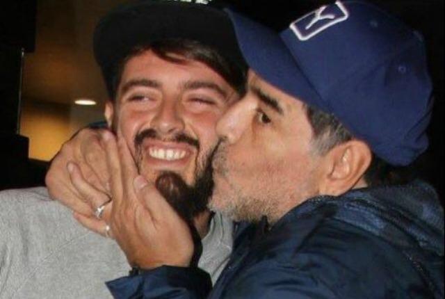 CorrMezz - Non poteva più aspettare: Maradona Jr e la ...