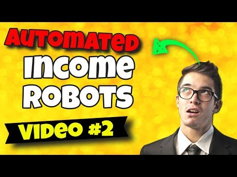 Kinghuman's Automated Income Robots #2 – Clickbank Affiliate Marketing