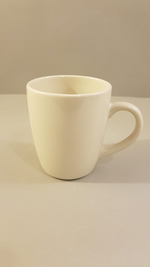 Kaleidos Mug in ceramica panna-Kaleidos
