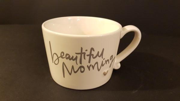 """Bastion Collection Tazza colazione """"Beautiful Morning"""""""