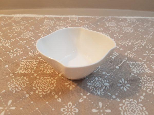 Brandani Ciotolina in porcellana bianca