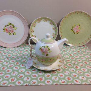 Nuvole di Stoffa Tea-for-one serie Margaret