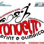 Il 17 e 18 settembre 2016 a Lido delle Nazioni va in scena Irondelta Triathlon